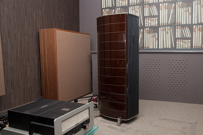 Sonus faber Homage Tradition | The Ear