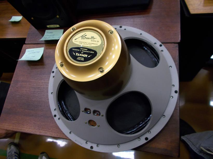 Tannoy Monitor Gold